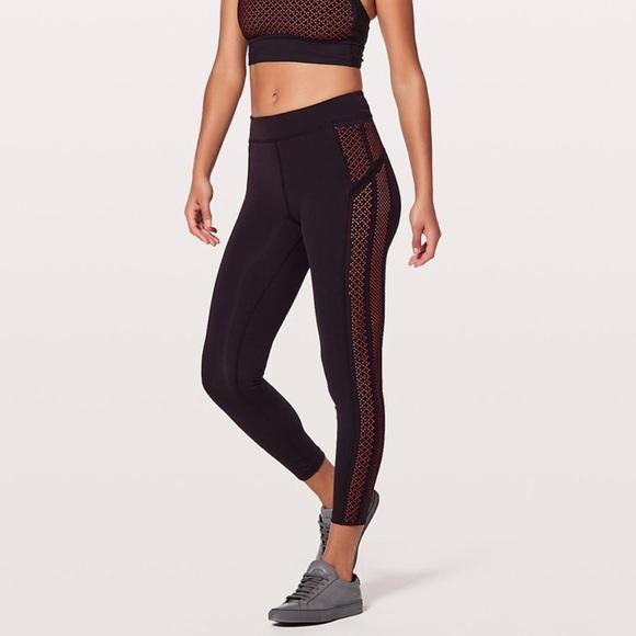 582c2c5cd5 lululemon athletica Pants | Lululemon Get Your Peek On Tights | Poshmark